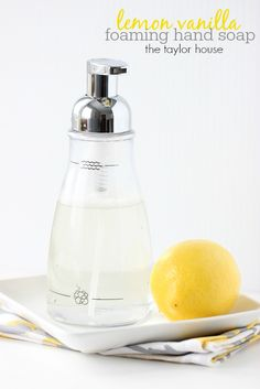 Lemon vanilla sounds amazing! Definitely going to try this recipe with glycerin.