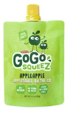 GoGo Squeez Pouch, Only $0.10 at Target---Hot Deal!