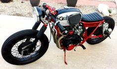 Sick 72' Honda CB500!!!