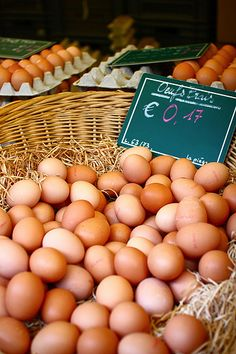 <3 Farm Fresh Eggs ~The Best Once You Buy At The Market You Will Never Want Grocery Store Eggs~