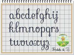 Alfabeto minuscolo