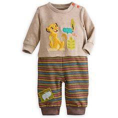 Disney Simba Romper for Baby Toddler Themes, Toddler Outfits, Baby Boy Outfits, Kids Outfits, Baby Simba, Lion King Baby, Disney Babys, Baby Disney, Lion King Nursery