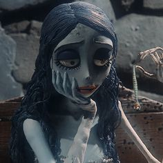 Corpse Bride Art, Emily Corpse Bride, Tim Burton Corpse Bride, Estilo Tim Burton, Tim Burton Art, Aesthetic Art, Aesthetic Pictures, Aesthetic Anime, Tim Burton Characters