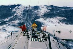 The best' world...sailing!
