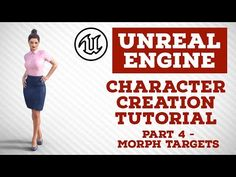 This is the fourth part of the video series on Unreal Engine Character Creation Tutorial. In this video I have demonstrated how to import morph targets with . Substance P, Video Game Development, Game Design, 3d Design, Game Engine, Unreal Engine, Game Assets, Character Creation, Say Hi