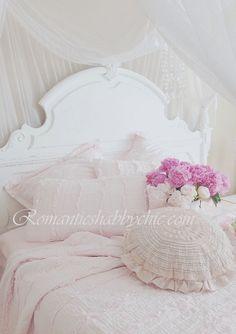 Shabby chic bedding Romanticshabbychic Shabbychic evim Shabby chic yatak örtüleri Romantic Shabby chic blog Romantik masal evim