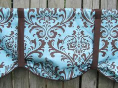 Country Stagecoach Style Swag Window Curtain Valance by HomeStyled, $40.00