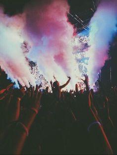 concert goals//lit af
