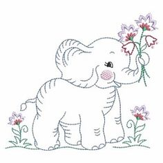 Vintage Baby Animals 2, 5 - 3 Sizes!   What's New   Machine Embroidery Designs   SWAKembroidery.com Ace Points Embroidery