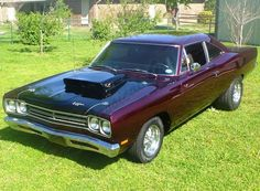 ◆1969 Plymouth Road Runner◆