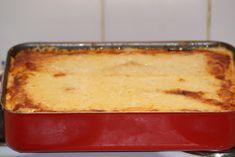Hiidenuhman keittiössä: Karppaajan tuorepastalasagne Bolognese, Cornbread, Macaroni And Cheese, Keto, Pudding, Ethnic Recipes, Desserts, Food, Lasagna