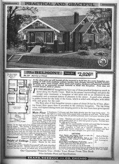 Sears Roebuck House| No. 237.....I want one....