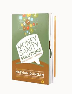 Money Sanity Solutions™ Book & DVD - help for raising financially responsible kids Money Talks, Households, Raising, No Response, Parents, Teaching, Education, Book, Healthy