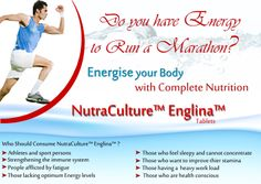 #Revitalize & #Energies Your Body with NutraCulture Englina !!