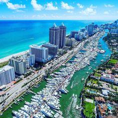 Miami city Photos series 18 – Pictures of Miami city : South Beach Florida, Florida City, Destin Florida, Miami Beach, Florida Usa, Great Places, Beautiful Places, Places To Travel, Places To Visit