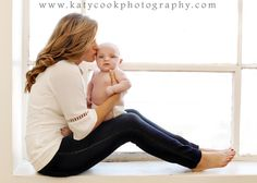 Katy Cook Photography, 3 month baby photos