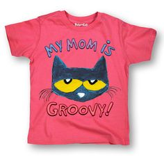 eba0b60455c77 Pete the Cat Cool Cat Like Dad Toddler Shirt. Officially licensed Pete the  Cat apparel for kids!