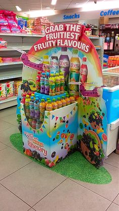 14 -SHORT RUN, FMCG - TEMPORARY DISPLAY