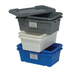 Quantum Cross Stack Tubs (25 1/8 (Set of 6) Color: