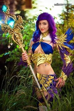 Mesmer from Guild Wars 2 Cosplayer: Cloak & Dagger Cosplay Photographer: Martin Wong