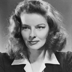Katharine Hepburn is listed (or ranked) 4 on the list 36 Famous Movie Stars of the 1940s