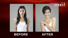 Aastha Before and After. Asia's Next Top Model Asia's Next Top Model, Prom Dresses, Formal Dresses, Nepal, Hair, Beautiful, Fashion, Dresses For Formal, Moda