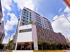 Parc Sovereign Hotel Singapore Merupakan Sebuah Bintang 4 Yang Terletak Di 175 Albert Street