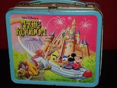 Magic Kingdom Lunch Box