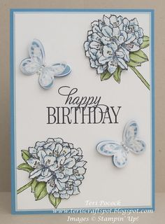 Best Thoughts - Birthday Card