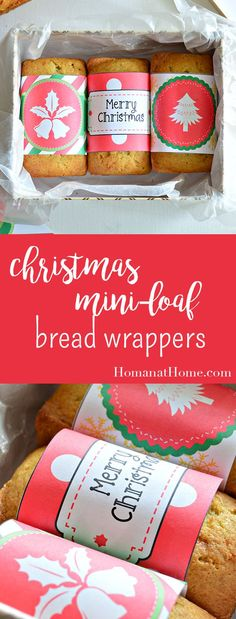 Gifting made easy! One of my favorite baked goods to give or receive at Christmas time is loaves of bread. I'm kind of a bread addict, so receiving new ideas for recipes is right up my alley. And I think baking loaves of bread is much easier than baking batch after batch of cookies, so... Read more »