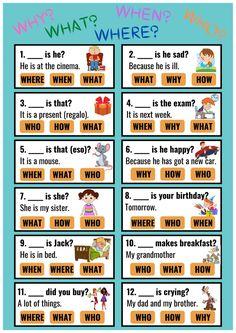 English Grammar Quiz, English Grammar For Kids, Learning English For Kids, Teaching English Grammar, English Worksheets For Kids, English Lessons For Kids, English Activities, English Vocabulary Words, English Language Learning