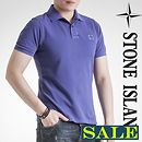 Today's Hot Pick :12SSSTONE ISLANDLogo Patch Polo Shirt(Purple)561522S67 V0022 http://fashionstylep.com/SFSELFAA0006519/wiberluxen/out Turn heads when you flaunt your toned and sleek figure with this purple Stone Island polo shirt. Designed with a spread collar, two-button down top closures, side hem slits and short banded sleeves. With a slim flattering fit and a small logo patch at the upper left chest for authentic style. Comfy and breathable