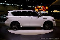 Infiniti QX80 Limited- Yippee.....I love mine!