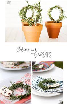 rosemary-wreaths place card