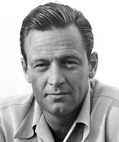 William Holden - (b 04/17/1918 O'Fallon, Illinois) died 11/16/1981 at age 63