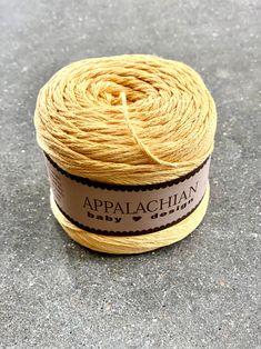 Organic Cotton Yarn Appalachian Baby Design Organic cotton | Etsy