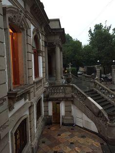 Historia en mi ciudad, México City