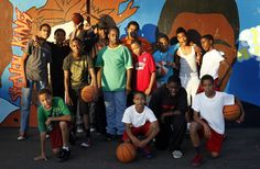 My Community Is... young, gifted and black. By Jahi and New Generation. http://www.clevelandart.org/learn/in-the-galleries/programs/my-community-is