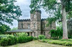 You Could Be the New Owner of This Incredible Civil War Era Castle