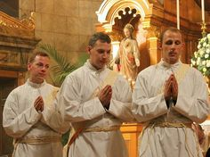 Ordination 2014 - Canons Regular of St. John Cantius