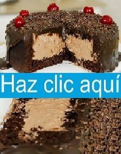 TORTA DE CHOCOLATE MOUSSE, Si te gusta dinos HOLA y dale a Me Gusta MIREN…   Receitas Soberanas Leo, Desserts, Homemade Cakes, Frosting, Recipes, Cooking, Pastries, Bakery Recipes, Tailgate Desserts