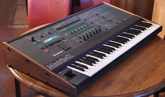 MATRIXSYNTH: Vintage Oberheim Matrix-12 Analog Synthesizer