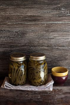 Fagiolini Sottolio - Green beans preserved in olive oil by Juls1981, via Flickr