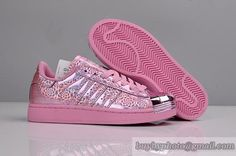 Men's and Women's Adidas Superstar 3D Chromed Light Pink #cheapshoes #sneakers #runningshoes #popular #nikeshoes #authenticshoes