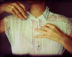 Lovely, lovely lace.