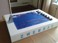 Zwembad surprise Toy Chest, Tent, School, Kids, Crafts, Decor, Carton Box, Cabin Tent, Toddlers