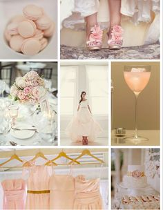 Blush Wedding Inspiration - By  Couture Makeup Blog Makeup Artist Serving San Diego and Orange County.