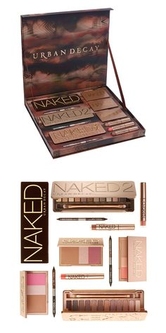 I would die for Urban Decay's Naked Vault.. Too bad it's $300 or whatever. #urbandecay #nakedpalettes #makeup