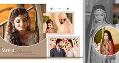 Wedding Album Beach Wedding Album With Hearts Wedding Album Cover, Wedding Album Layout, Wedding Photo Albums, Indian Wedding Album Design, Indian Wedding Photos, Wedding Designs, Conception Album, Marriage Photo Album, Marathi Wedding
