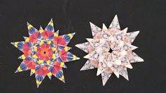 origami twist teabag folding - YouTube